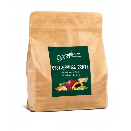 Christopherus táplálék kiegészítő pelyhek - Gyümölcs, Zöldség, Termés