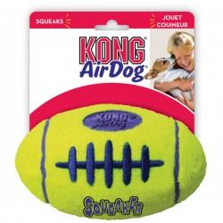 KONG Air Dog Squeaker Football