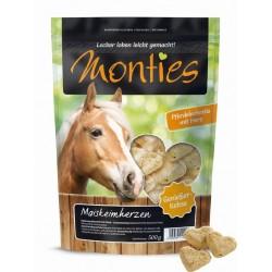 Monties Kukoricacsíra szívek - sütött