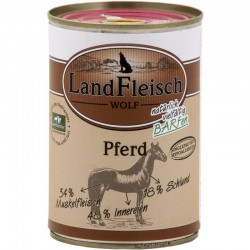 LandFleisch Wolf Sensibel - Ló