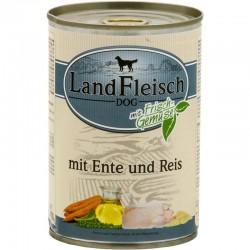 LandFleisch Pur - Kacsa és Rizs