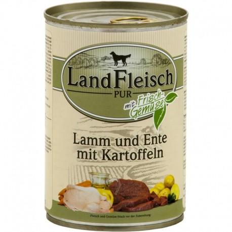 LandFleisch Pur - Bárány, Kacsa és Burgonya