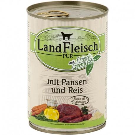 LandFleisch Pur - Pacal és Rizs