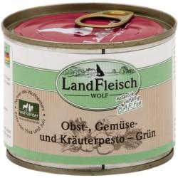 LandFleisch Wolf Pesto - Zöld