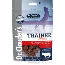 Dr. Clauder's Marhahúsos Tréning Snack Mini 50g